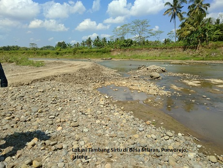 Rusak Lingkungan & Lahan Warga, Pemprov Jateng Izinkan Tambang
