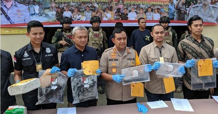 Usai Membunuh di Pantai Ancol, Pelaku Pakai Narkoba