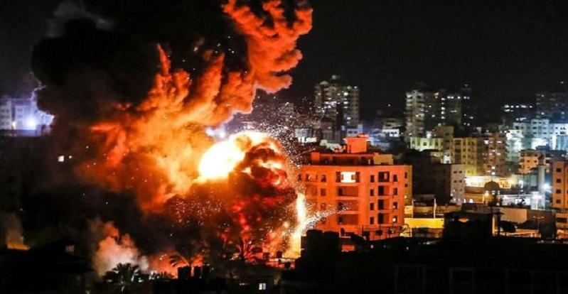 Awal Puasa, 23 Tewas Akibat Israel-Militan Bentrok