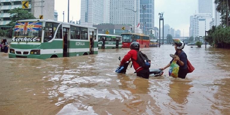 Wilayah Jakarta Rawan Banjir Dipetakan