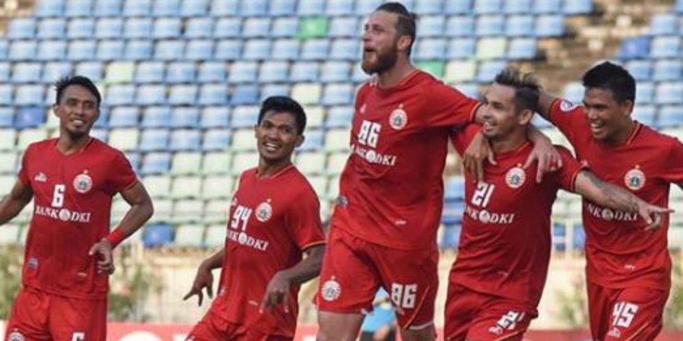Piala AFC: Persija Ingin Jaga Kehormatan