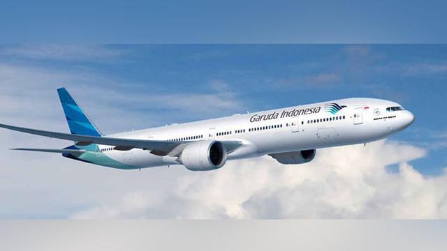 Laporan Keuangan Garuda Indonesia Rugi Rp2,45 T
