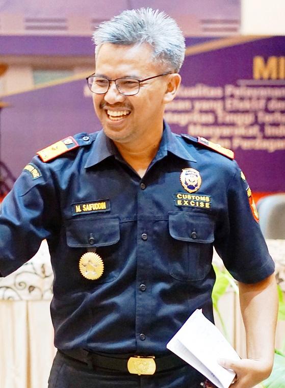 M Saifuddin Ingin Bermanfaat Untuk Semua