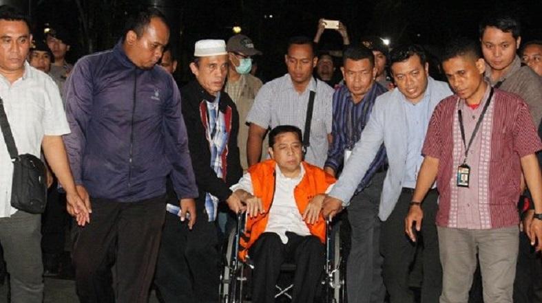Kasus e-KTP, Setya Novanto Ajukan PK