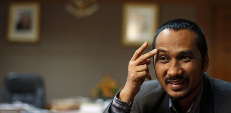 Abraham Samad Sepakat Eks Napi Korupsi Haram Nyaleg