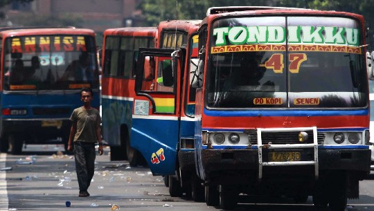 Syarat Ikut Revitalisasi Metromini Memberatkan
