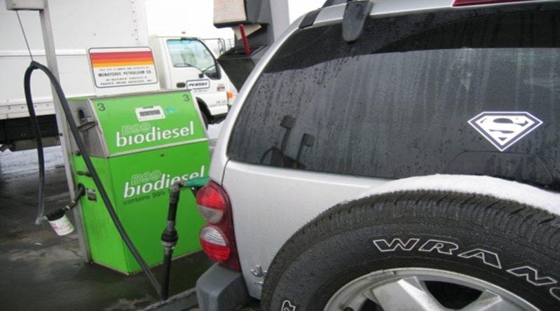 Wouw, Harga Biodiesel Turun