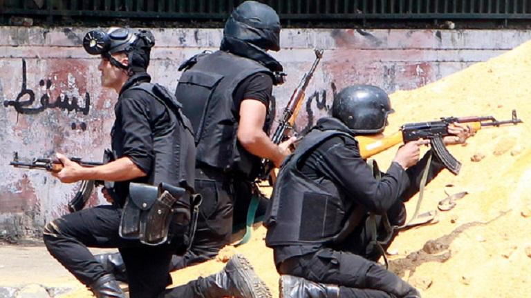 Baku Tembak di Mesir, 16 Polisi Tewas