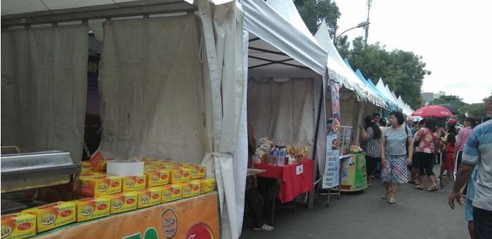 Festival Cap Gomeh di Glodok Tercoreng Mahalnya Sewa Tenda