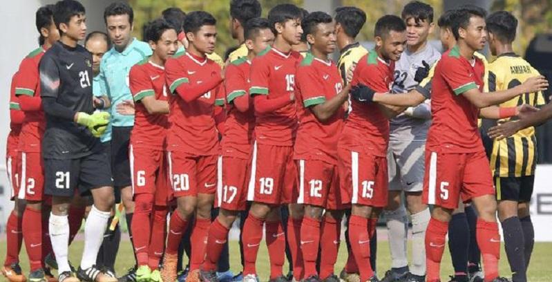 Piala AFF U-19 2018, Indonesia Kalahkan Laos