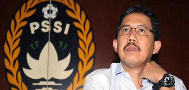 PSSI: Joko Driyono Jadi Plt Ketua Umum PSSI