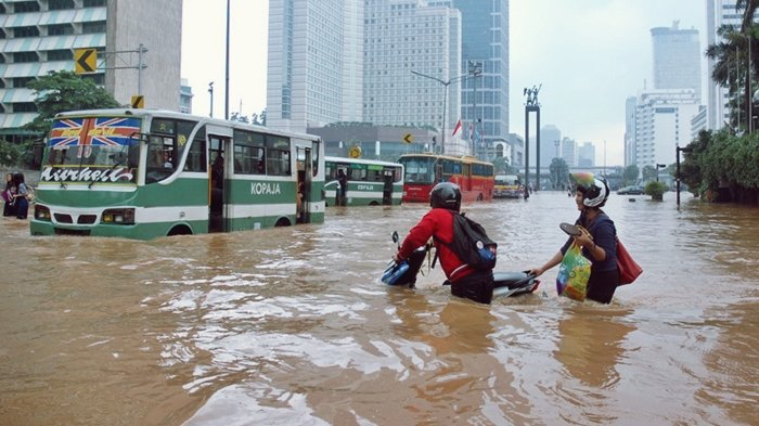 Normalisasi Belum Rampung, Jakarta Siap-siap Hadapi Banjir