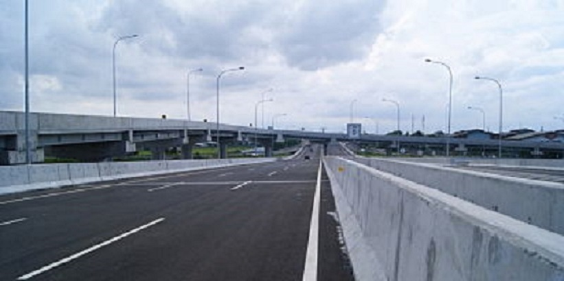 November 2018, Ruas Tol Ancol Timur-Pluit Groundbreaking