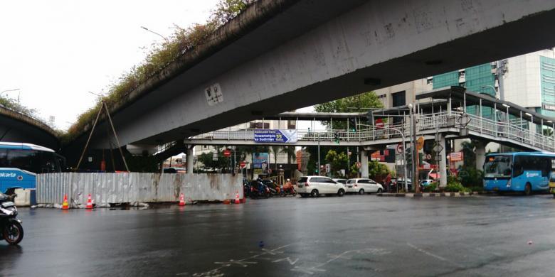 Buntut Underpass Matraman, Pengusaha Tuntut Ganti Rugi
