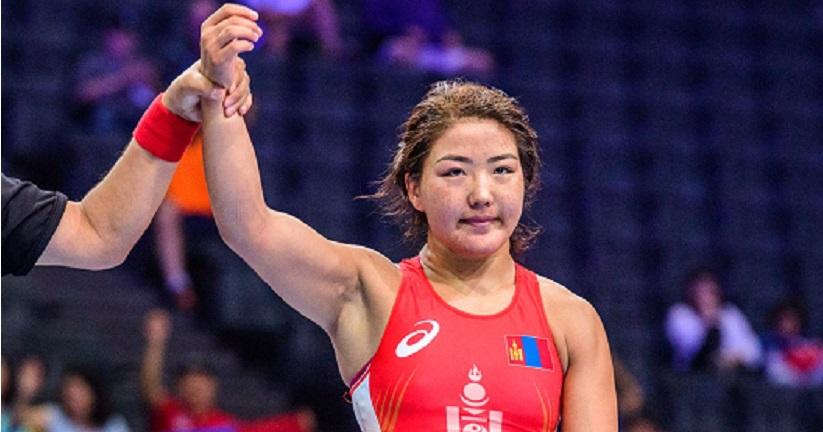 Doping, Emas Atlet Gulat Mongolia Dicabut