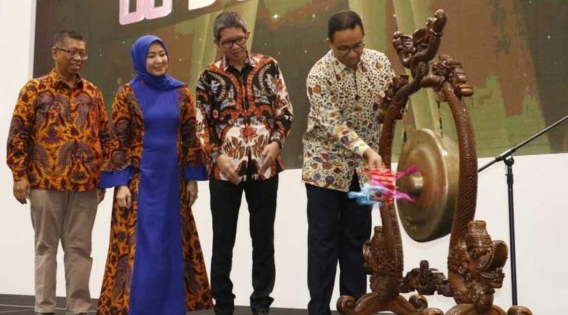 Gubernur DKI Dorong Budaya Literasi Jadi Gerakan Bersama
