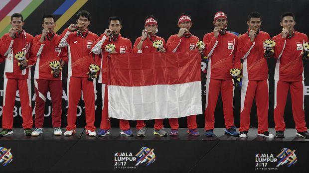 Lhooo,  Atlet Peraih Medali SEA Games Belum Terima Bonus
