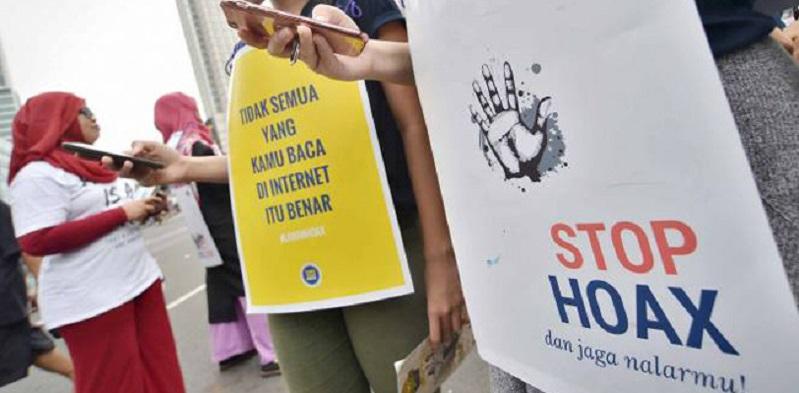 MENKOMINFO: Hoaks Kian Marak di Medsos