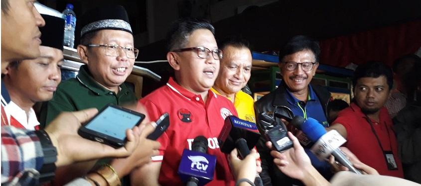 PDIP: Prabowo Banyak Kritik Karena Cuma Itu Bisa Dilakukan