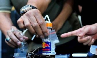 Pesta Narkoba di Taman Beverly Golf, Model Video Klip & Selebgram Ditangkap