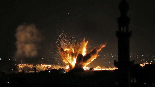 Hizbullah-Israel Saling Serang
