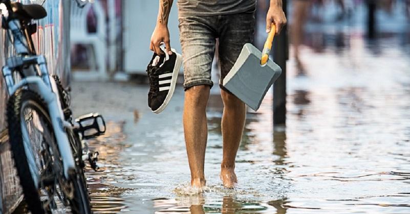 Jakarta Terus Diguyur Hujan, Waspadai Leptospirosis
