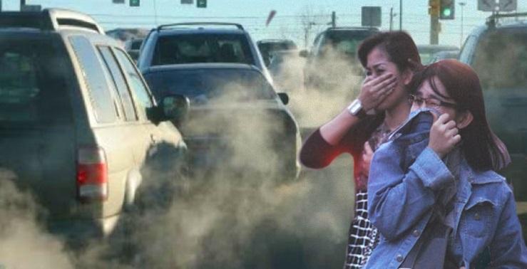 Sambut Asian Games, Polusi Udara Dibersihkan