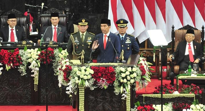 Jokowi: Para Menteri Kabinet Jangan Asal Bapak Senang