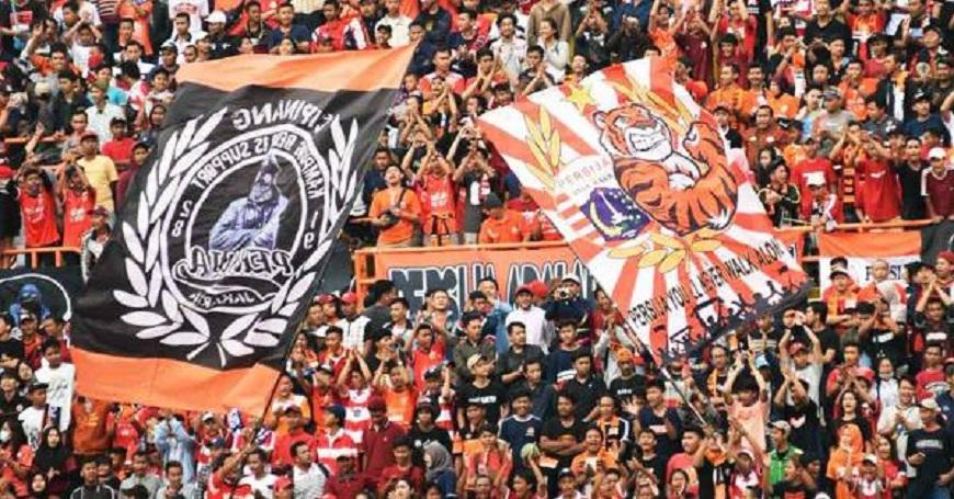 The Jakmania Diminta Penuhi Stadion Saat Jamu Persib