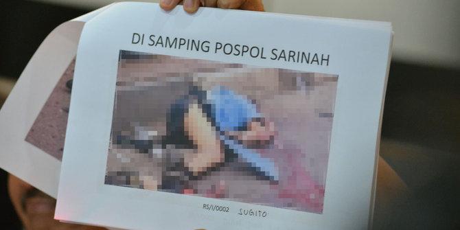 Polisi Meralat, Sugito Ternyata Bukan Pelaku Bom Sarinah