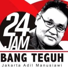 Derek Manangka: Bang Teguh Layak Memimpin Jakarta