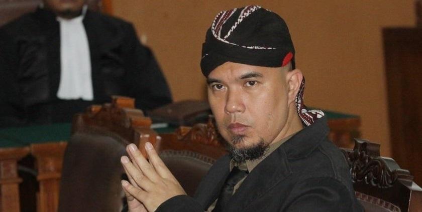 Kasus Ujaran Kebencian, Ahmad Dhani Dituntut 2 Tahun Bui