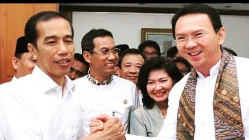 Ahok Komentari Jokowi Pilih Cawapres Maruf Amin