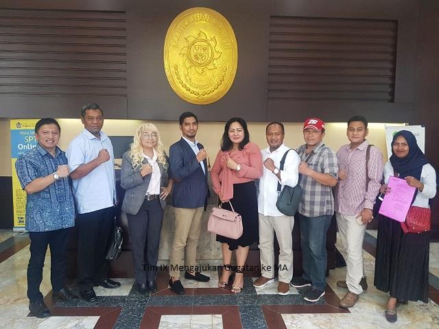 Peraturan KPU No 5/2019 Langgar Konstitusi, Digugat ke MA