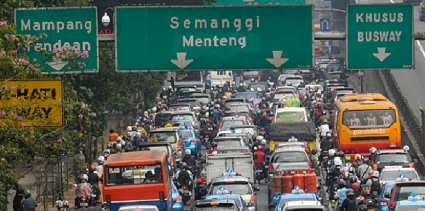 Kemacetan Kian Parah, Wapres Tunggu Gebrakan Gubernur DKI