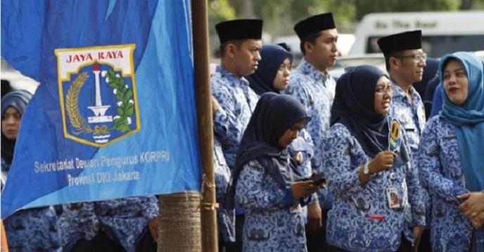 Copot 16 Pejabat, KASN Laporkan Pemprov DKI ke Presiden