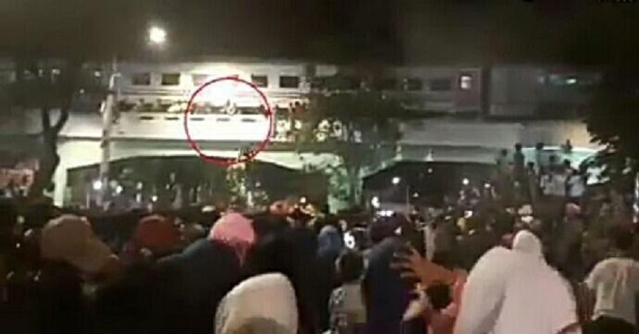 Peringatan Hari Pahlawan di Surabaya, 3 Tewas Tertabrak Kereta