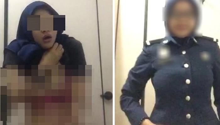 Di Toilet, Wanita Berseragam Bea Cukai Rekam Dirinya Masturbasi