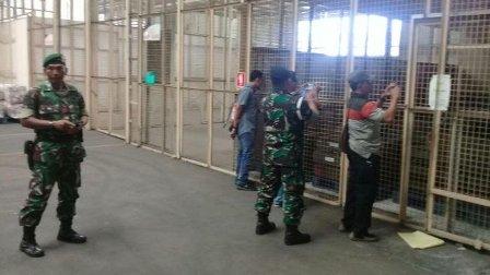 Ribuan Pucuk Senjata di Bandara Soetta Milik Polri
