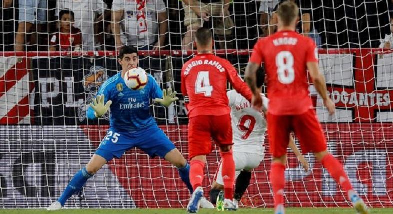 Disikat Sevilla, Real Madrid Gagal Gusur Barcelona