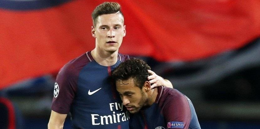 Neymar dan Draxler Nyaris Baku Hantam