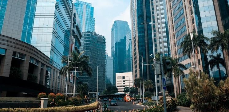 Naik, Okupansi Perkantoran di Kawasan Niaga Jakarta