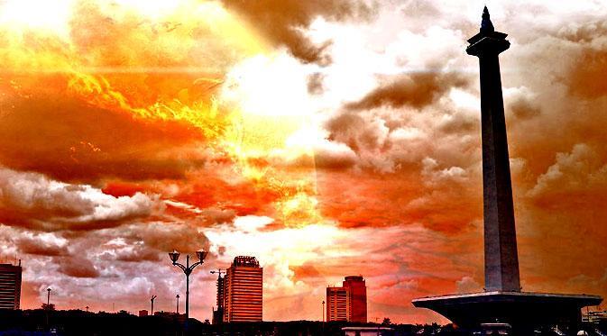 BMKG: Penyebab Cuaca Panas Menyengat di Jakarta
