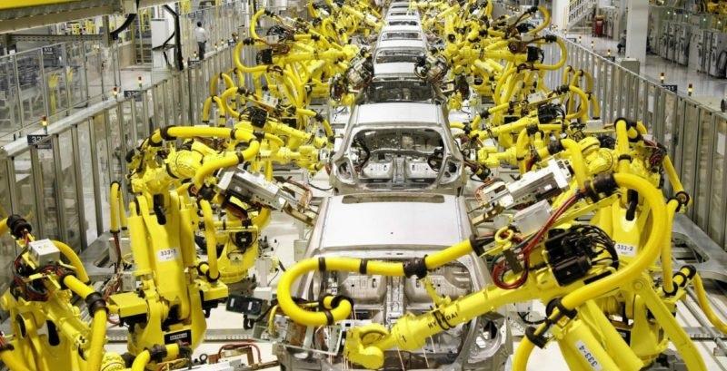 Robot Ancam Pekerja Indonesia Di-PHK