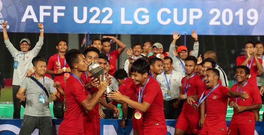 Juara AFF U-22, Presiden Jokowi Ucapkan Selamat