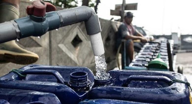 Susah Air Bersih, Warga Kamal dan Kapuk Muara Menjerit