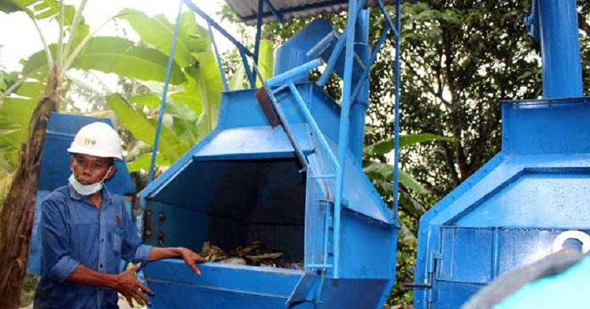 DKI Bangun Pengolahan Sampah Ramah Lingkungan