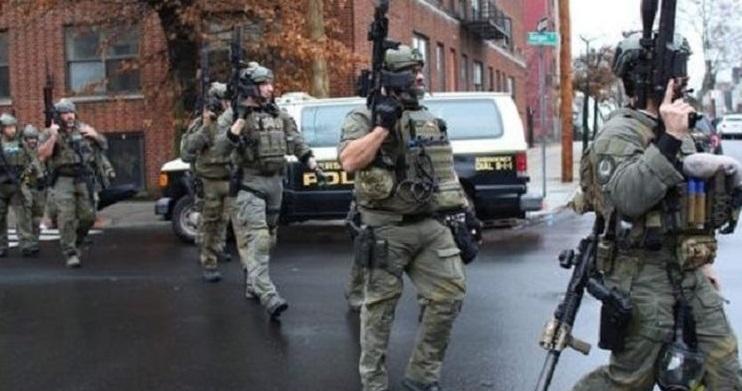Baku Tembak di New Jersey, 6 Orang Tewas