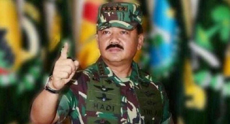 Panglima TNI Ajukan Penangguhan Penahanan Eks Danjen Kopassus