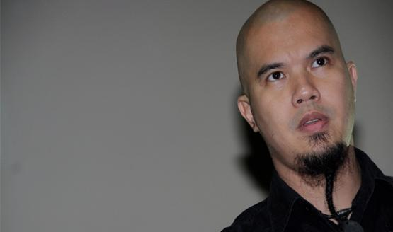 Ahmad Dhani Ditantang Pria Kalimantan